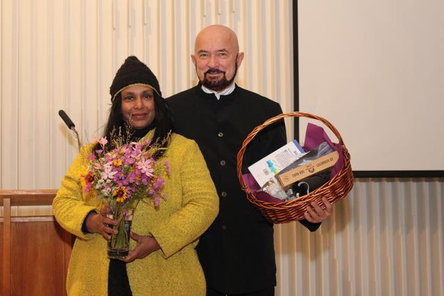 Pastor Stan Malina und Ehefrau Sandra
